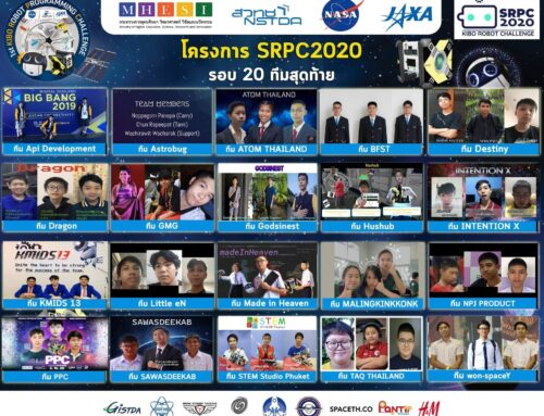 โครงการ Space Flying Robot Challenge